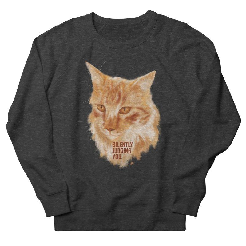 Silently Judging You Women's Sweatshirt by YoSilvera's Artist Shop