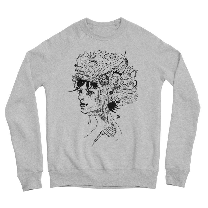 Muse IV Men's Sweatshirt by YoSilvera's Artist Shop