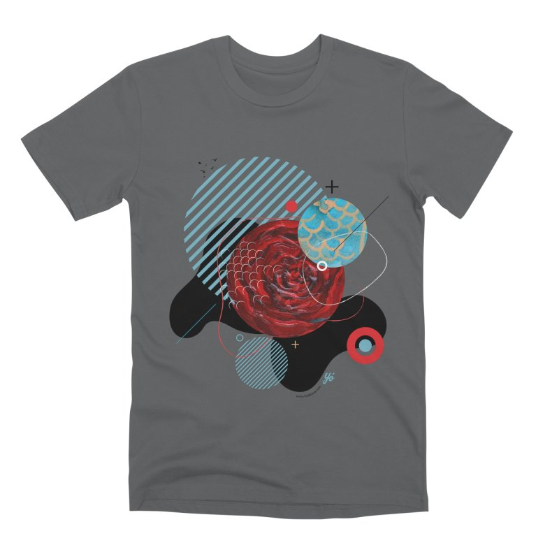 Cloud XV Men's T-Shirt by YoSilvera's Artist Shop