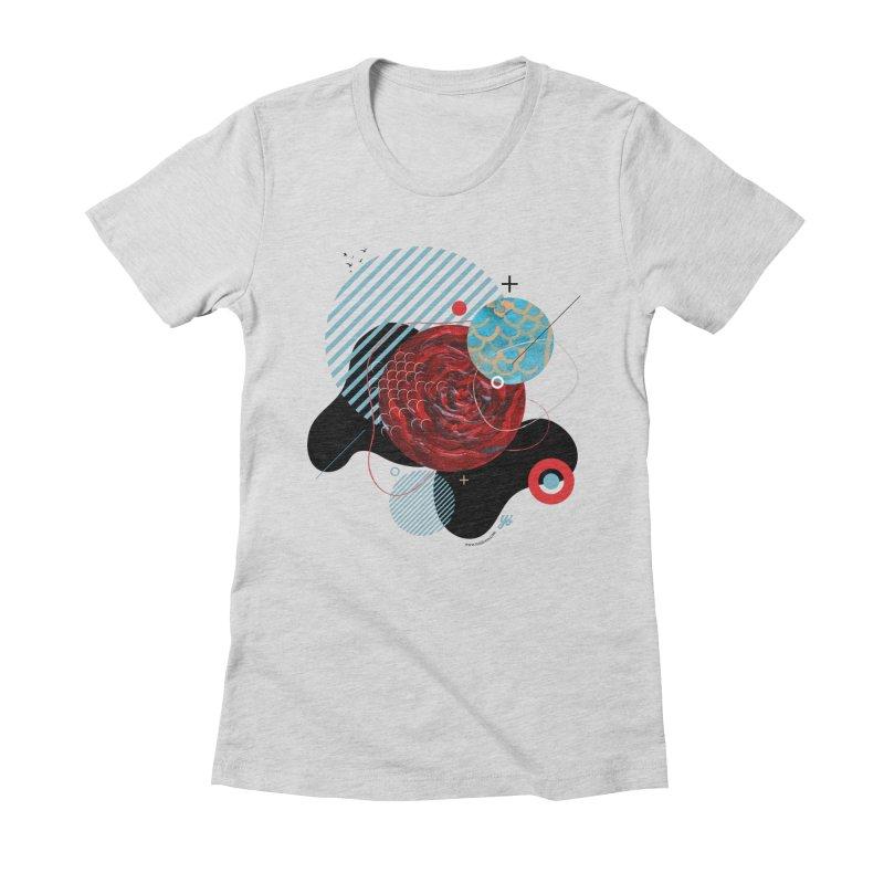 Cloud XV Women's T-Shirt by YoSilvera's Artist Shop