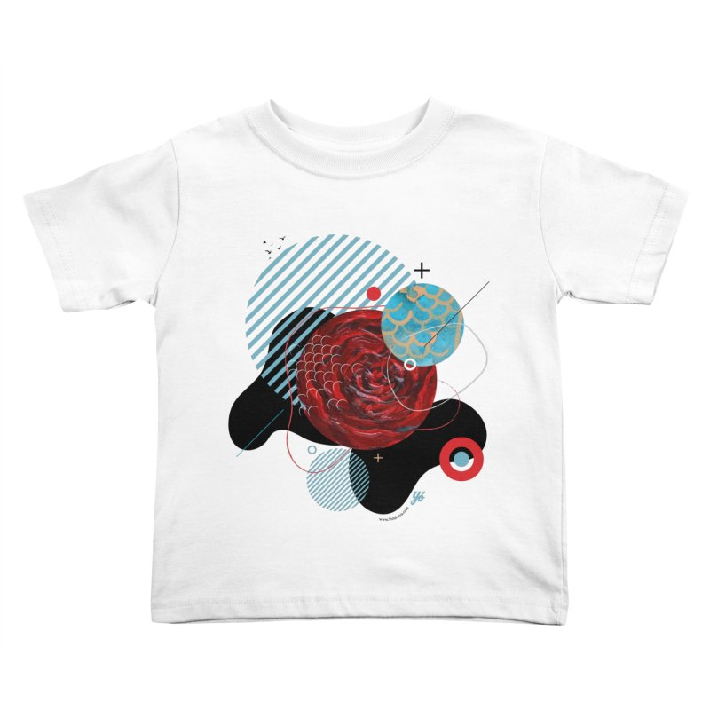 Cloud XV Kids Toddler T-Shirt by YoSilvera's Artist Shop