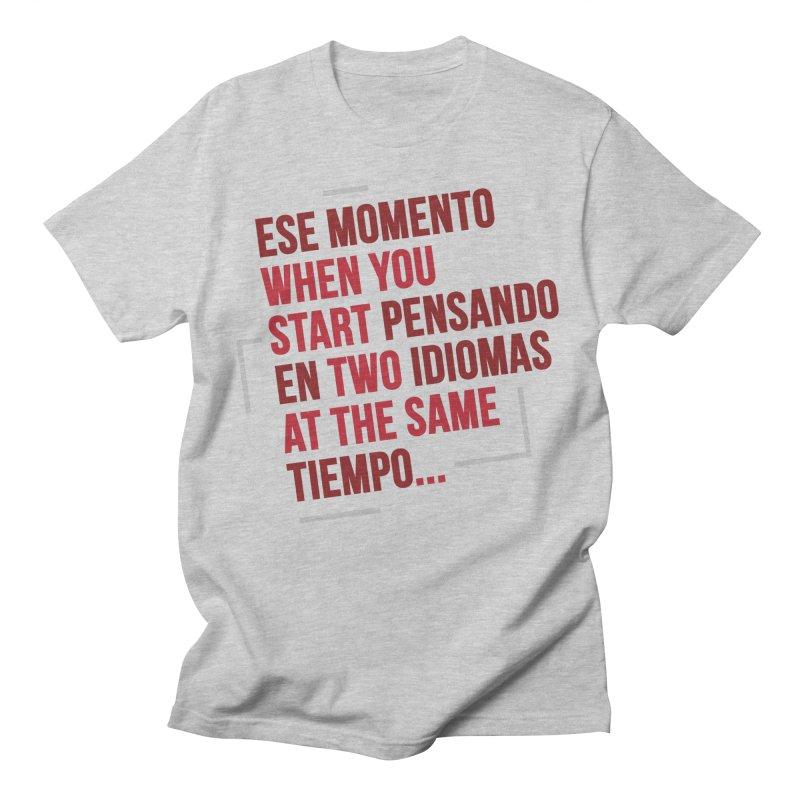 Spanglish Problems Women's T-Shirt by YoSilvera's Artist Shop