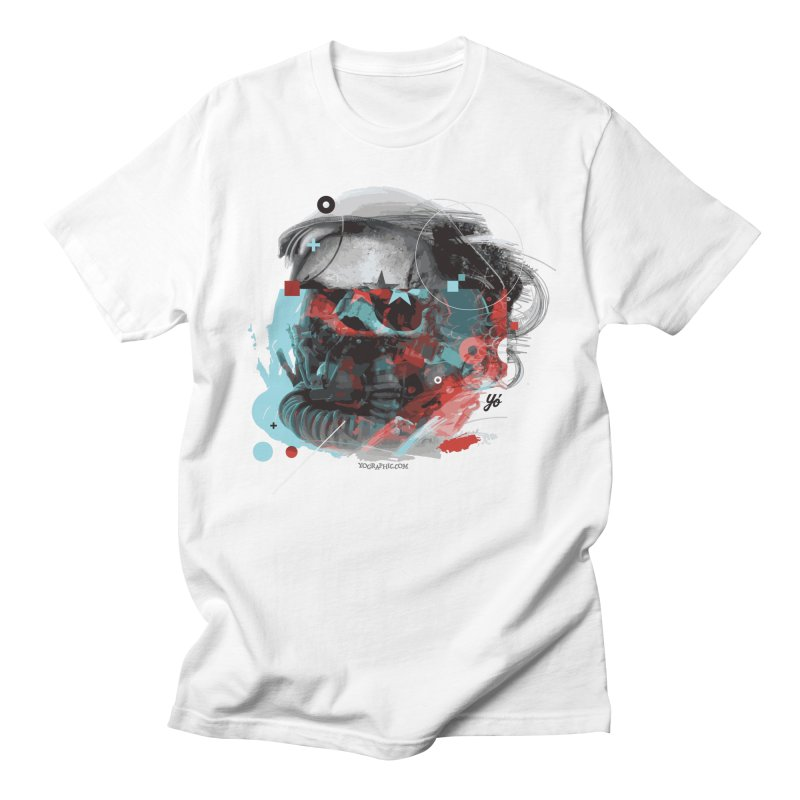 Forgotten Soldier Men's T-Shirt by YoSilvera's Artist Shop