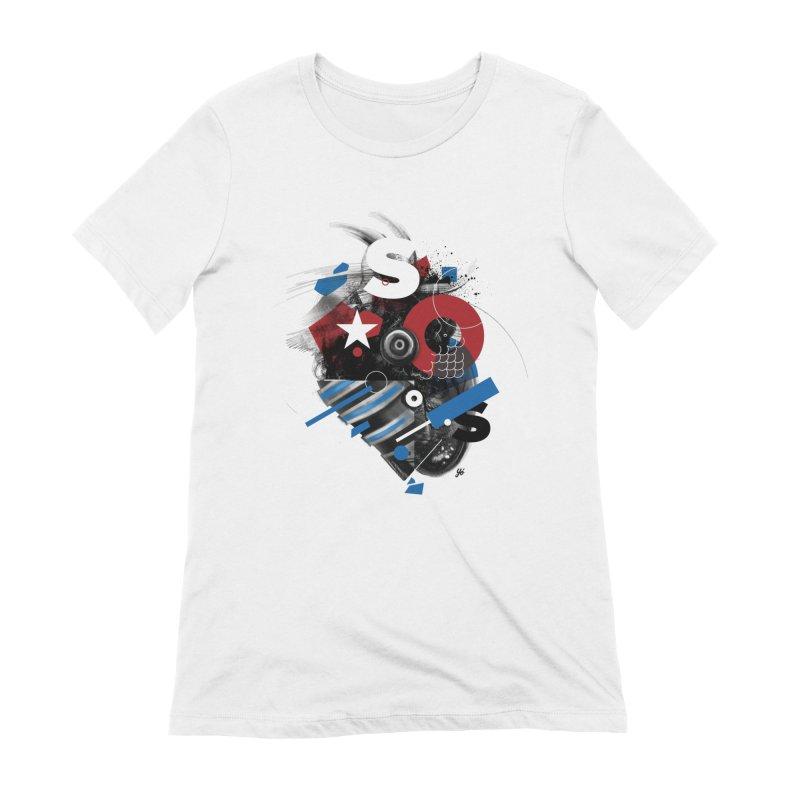Unbroken - CUBA Women's T-Shirt by YoSilvera's Artist Shop