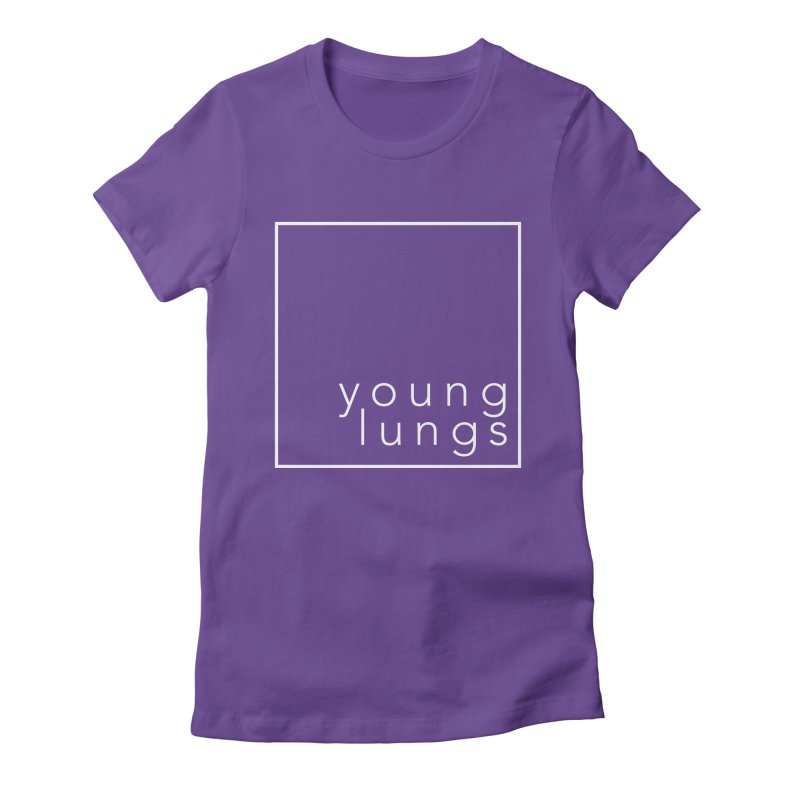 Square Design Women's T-Shirt by Young Lungs Merch