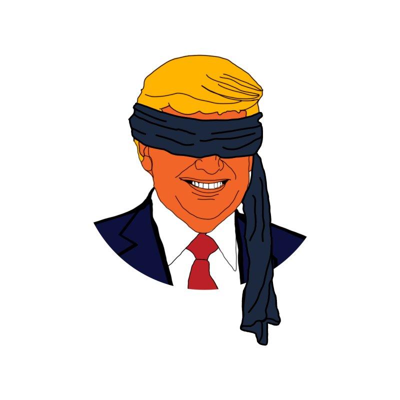 Trump Blindfolded Bird Box by McNutts Design Artist Shop