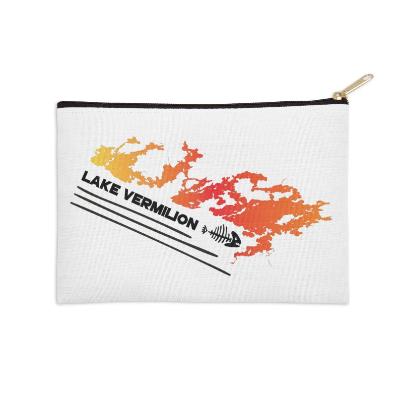 Lake Vermilion Accessories Zip Pouch by Your Lake Apparel & Accessories