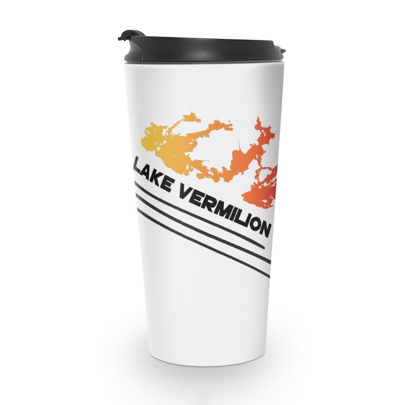 Lake Vermilion Accessories Travel Mug by Your Lake Apparel & Accessories