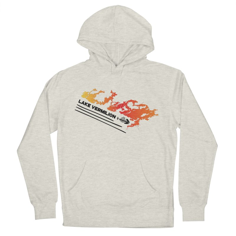 Lake Vermilion Men's French Terry Pullover Hoody by Your Lake Apparel & Accessories