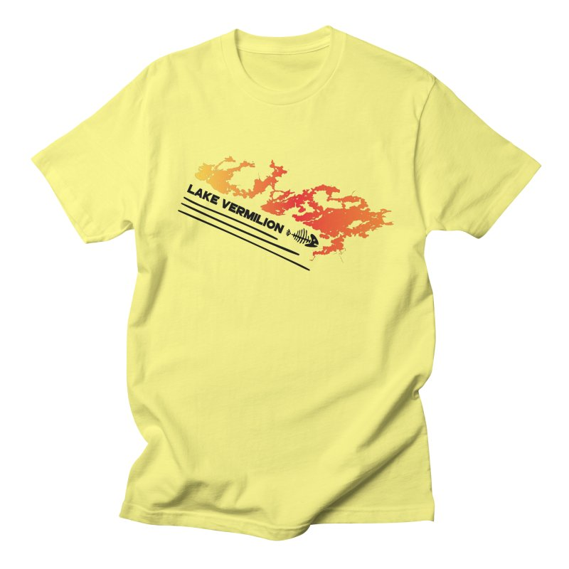 Lake Vermilion Women's Regular Unisex T-Shirt by Your Lake Apparel & Accessories
