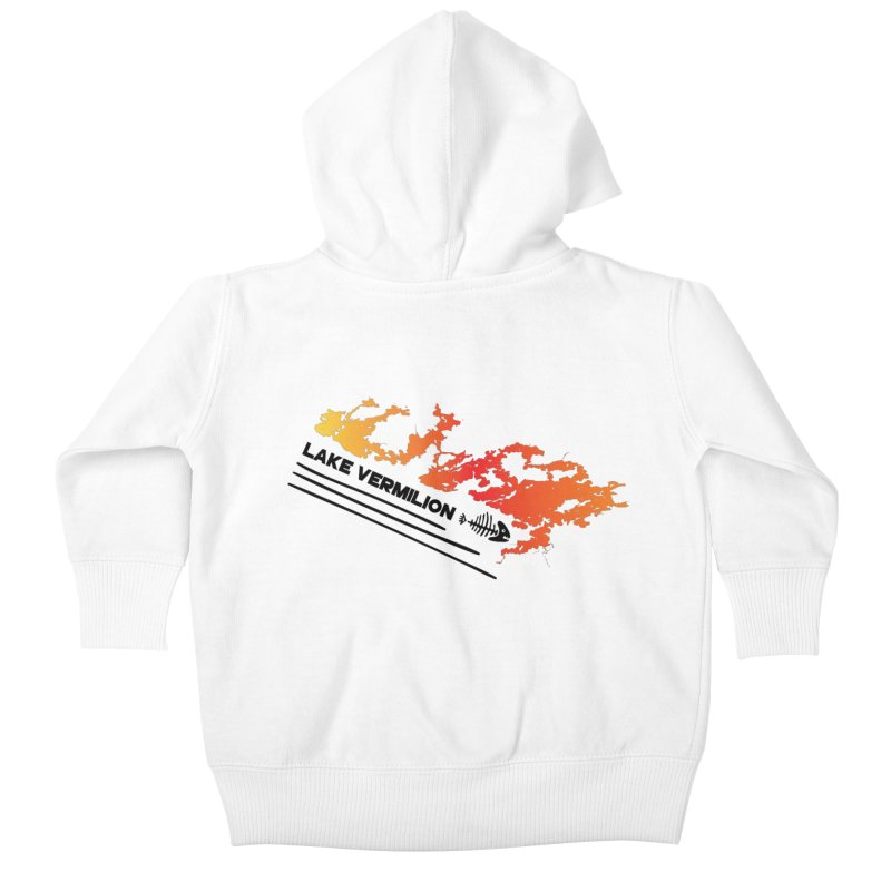 Lake Vermilion Kids Baby Zip-Up Hoody by Your Lake Apparel & Accessories