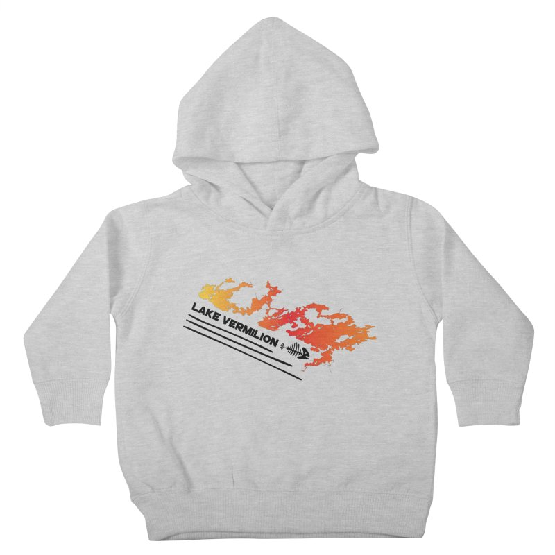 Lake Vermilion Kids Toddler Pullover Hoody by Your Lake Apparel & Accessories