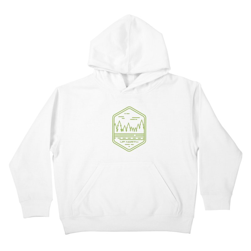 Up North Kids Pullover Hoody by Your Lake Apparel & Accessories