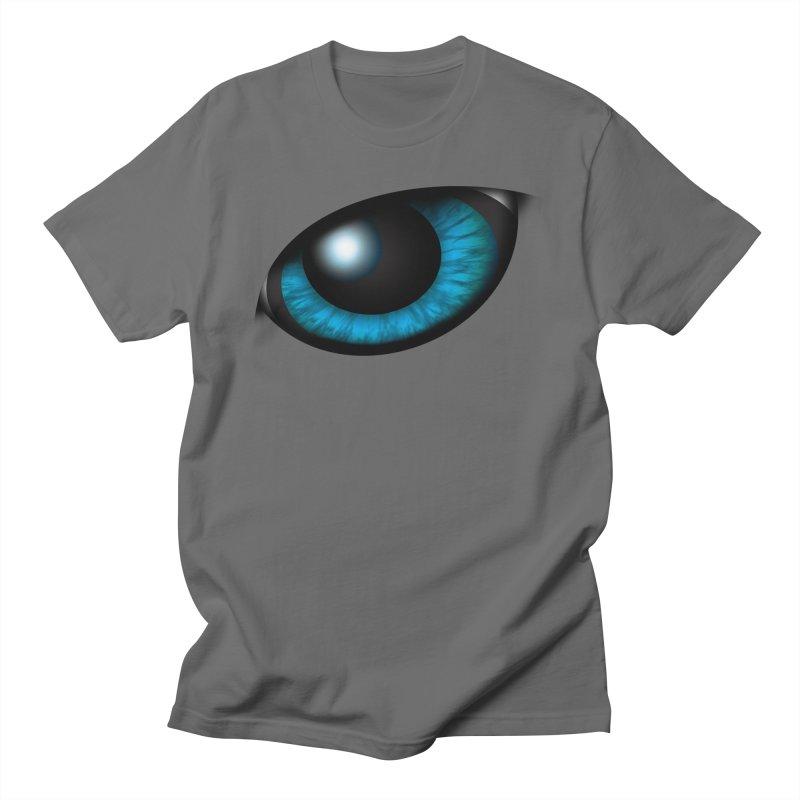 Yowie Eye Apparel Men's T-Shirt by Yowie Podcast Shop