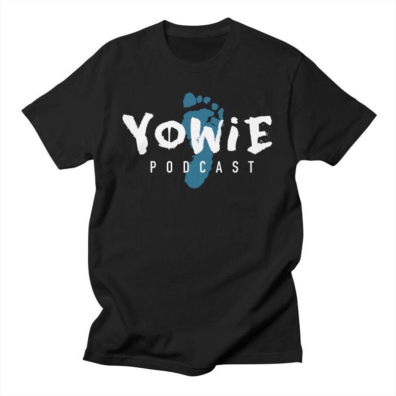 Yowie Podcast Apparel Men's T-Shirt by Yowie Podcast Shop