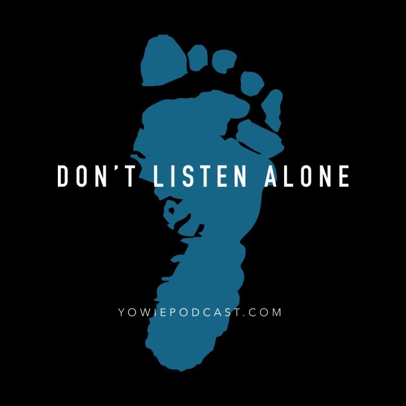 DLA Apparel Men's T-Shirt by Yowie Podcast Shop