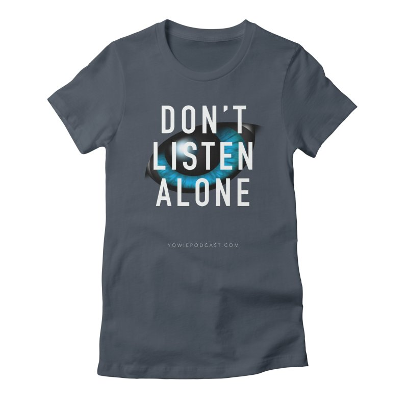 DLA Eye Apparel Women's T-Shirt by Yowie Podcast Shop