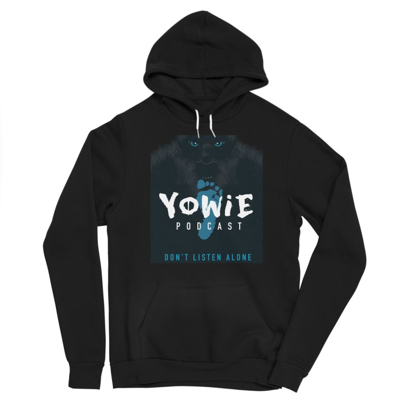 Yowie Podcast Apparel V3 Women's Pullover Hoody by Yowie Podcast Shop