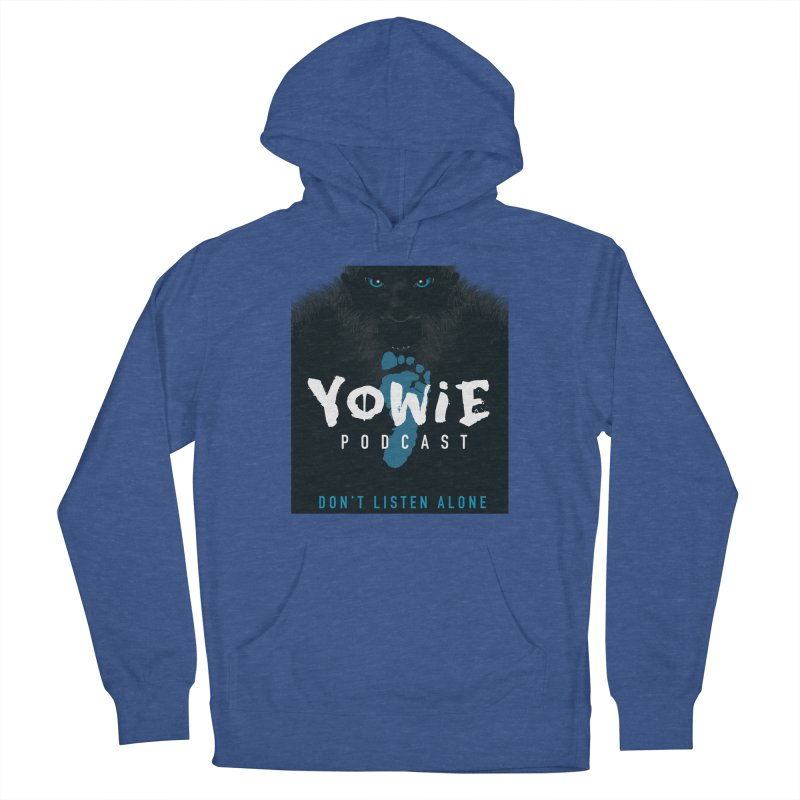 Yowie Podcast Apparel V3 Men's Pullover Hoody by Yowie Podcast Shop