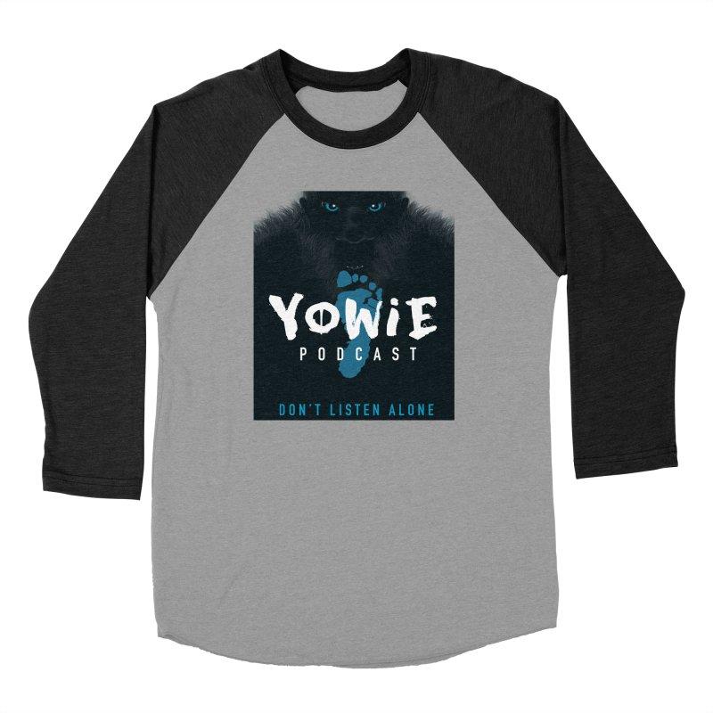 Yowie Podcast Apparel V3 Men's Longsleeve T-Shirt by Yowie Podcast Shop
