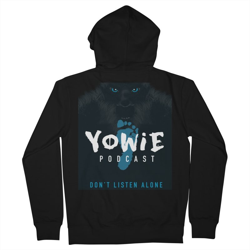 Yowie Podcast Apparel V3 Women's Zip-Up Hoody by Yowie Podcast Shop