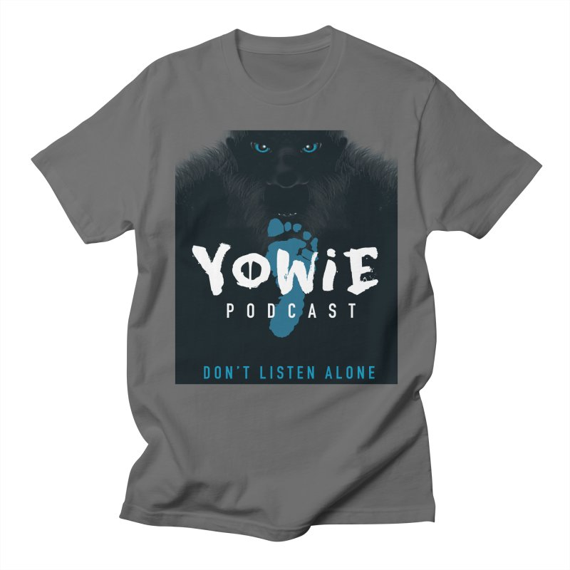 Yowie Podcast Apparel V3 Men's T-Shirt by Yowie Podcast Shop