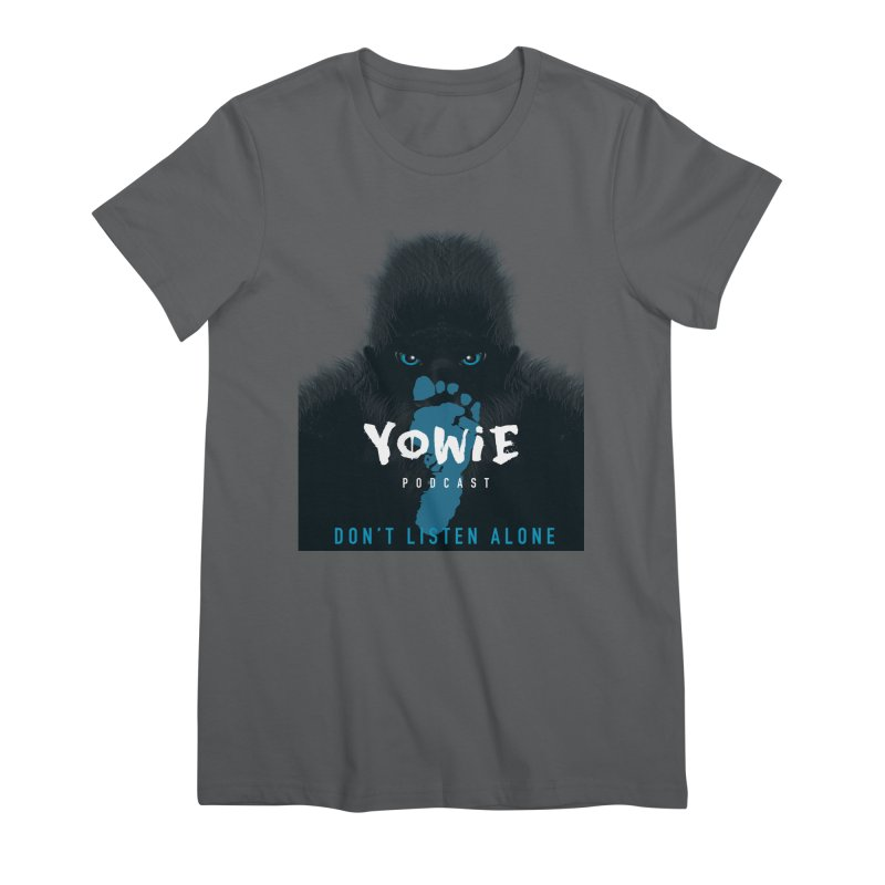 Yowie Podcast Apparel V6 Women's T-Shirt by Yowie Podcast Shop