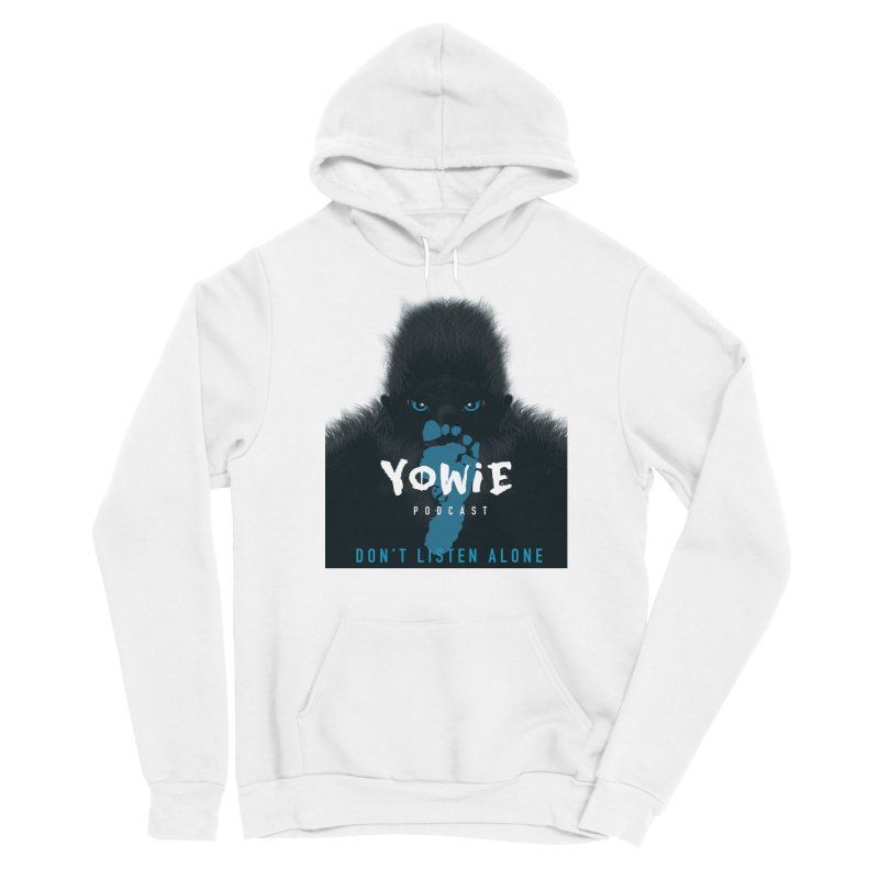 Yowie Podcast Apparel V6 Women's Pullover Hoody by Yowie Podcast Shop