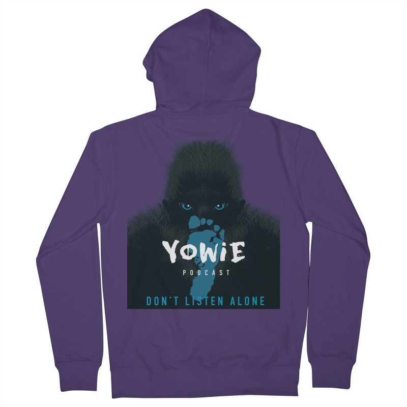 Yowie Podcast Apparel V6 Women's Zip-Up Hoody by Yowie Podcast Shop