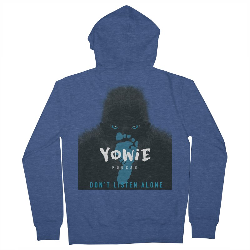 Yowie Podcast Apparel V6 Men's Zip-Up Hoody by Yowie Podcast Shop