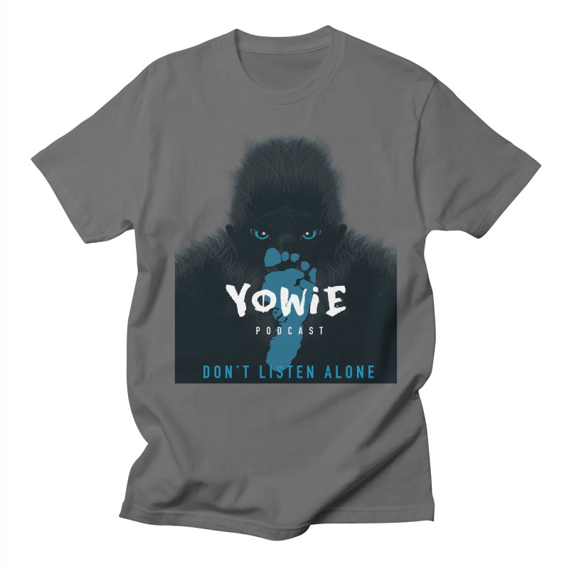 Yowie Podcast Apparel V6 Men's T-Shirt by Yowie Podcast Shop