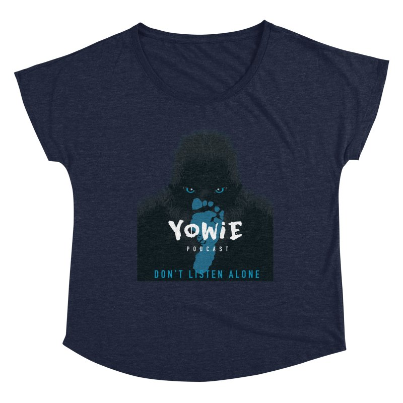 Yowie Podcast Apparel V6 Women's Scoop Neck by Yowie Podcast Shop