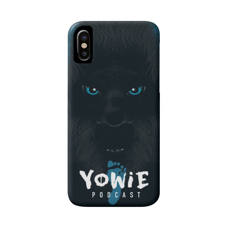Yowie Podcast Phone Case Accessories Phone Case by Yowie Podcast Shop