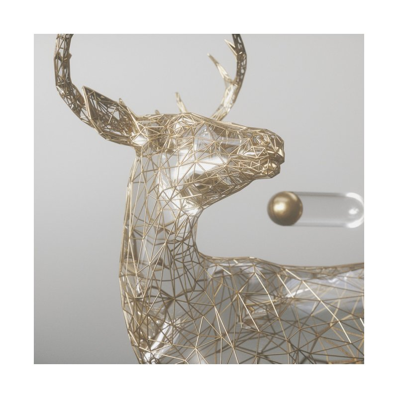 Ptit Bambi by YQRDESIGN