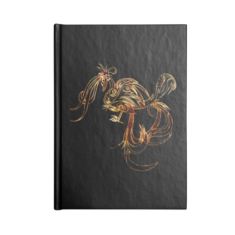 Phoenix Accessories Notebook by ysfaye's Shop