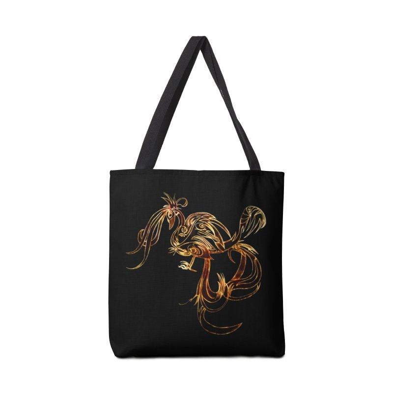 Phoenix Accessories Bag by ysfaye's Shop
