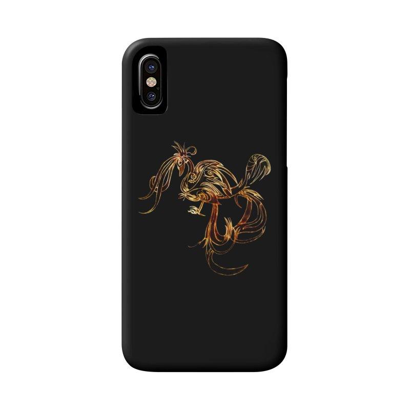 Phoenix Accessories Phone Case by ysfaye's Shop