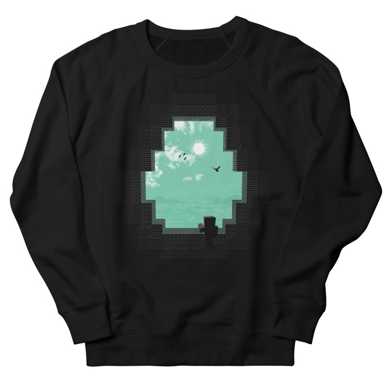 Precious Life Men's Sweatshirt by yurilobo's Artist Shop