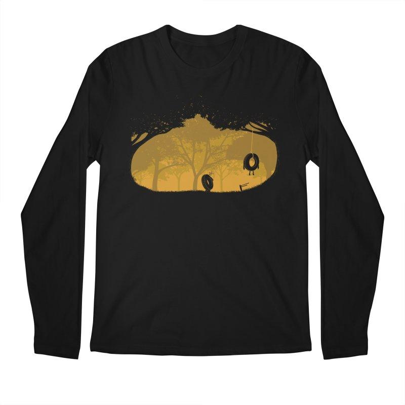 Tired of Living Men's Longsleeve T-Shirt by yurilobo's Artist Shop