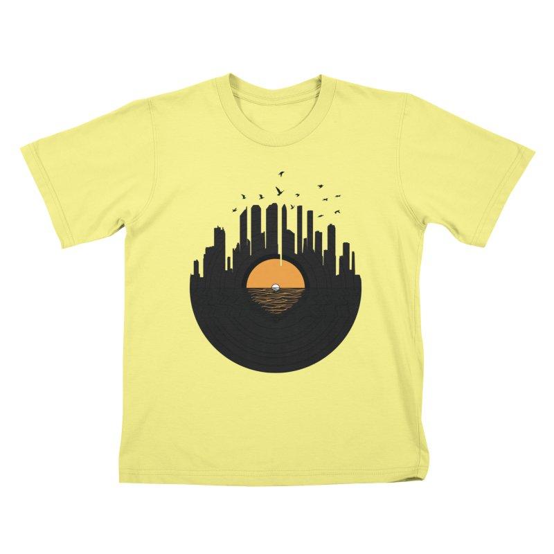 Vinyl City   by yurilobo's Artist Shop