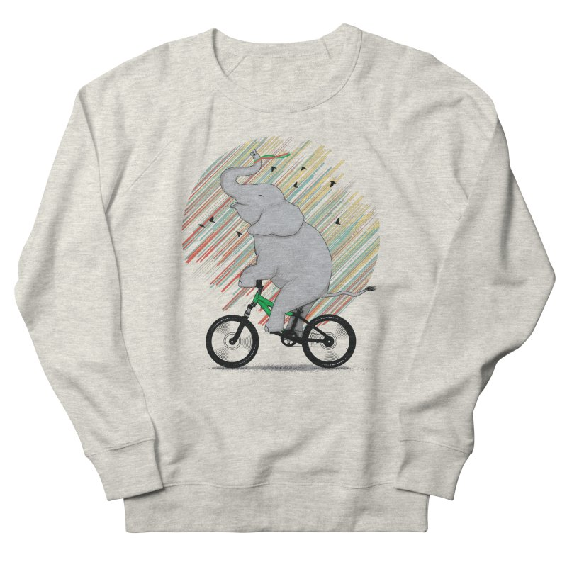 It's Like Riding a Bike Women's Sweatshirt by yurilobo's Artist Shop