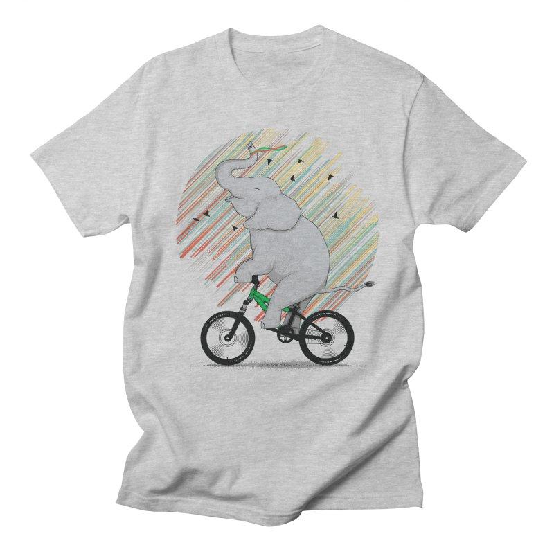 It's Like Riding a Bike Men's T-Shirt by yurilobo's Artist Shop