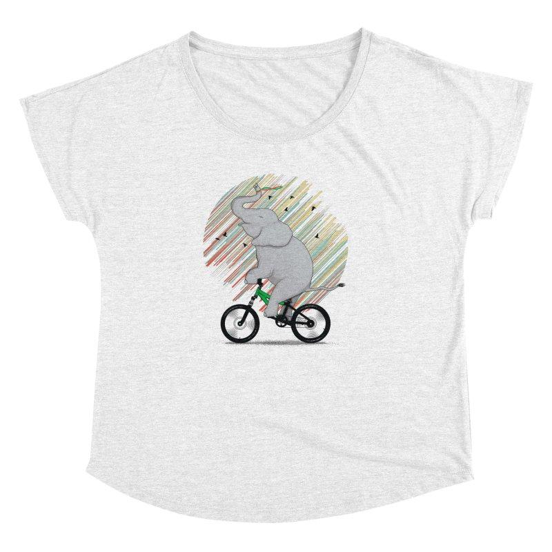 It's Like Riding a Bike Women's Dolman by yurilobo's Artist Shop