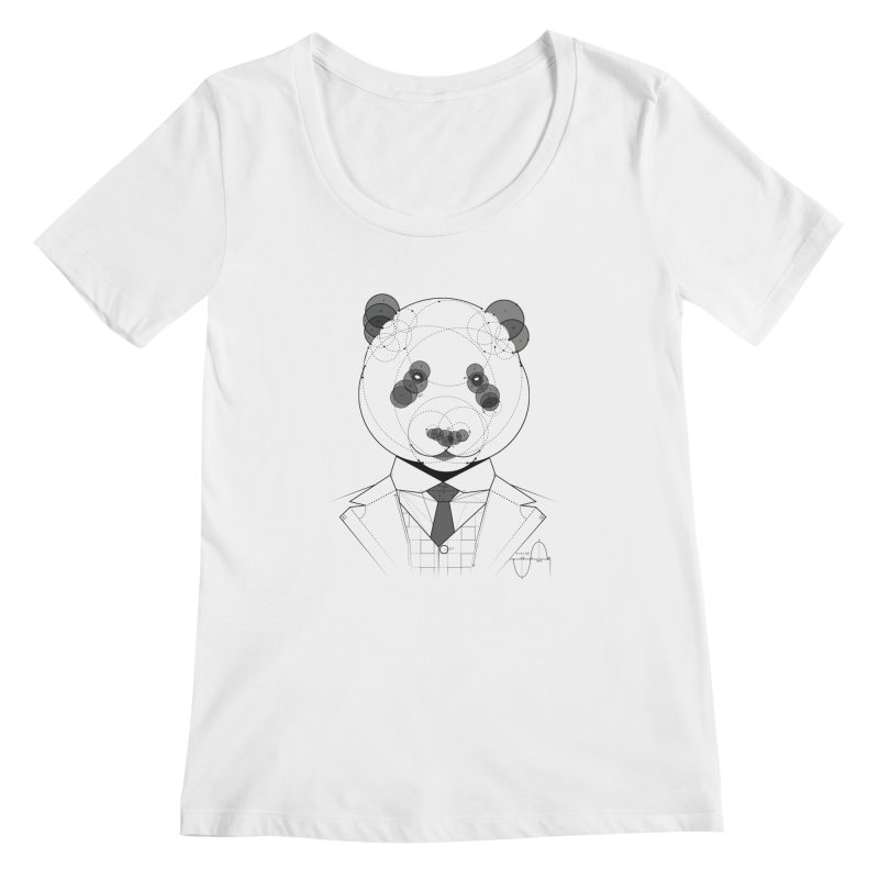 Geometric Panda   by yurilobo's Artist Shop