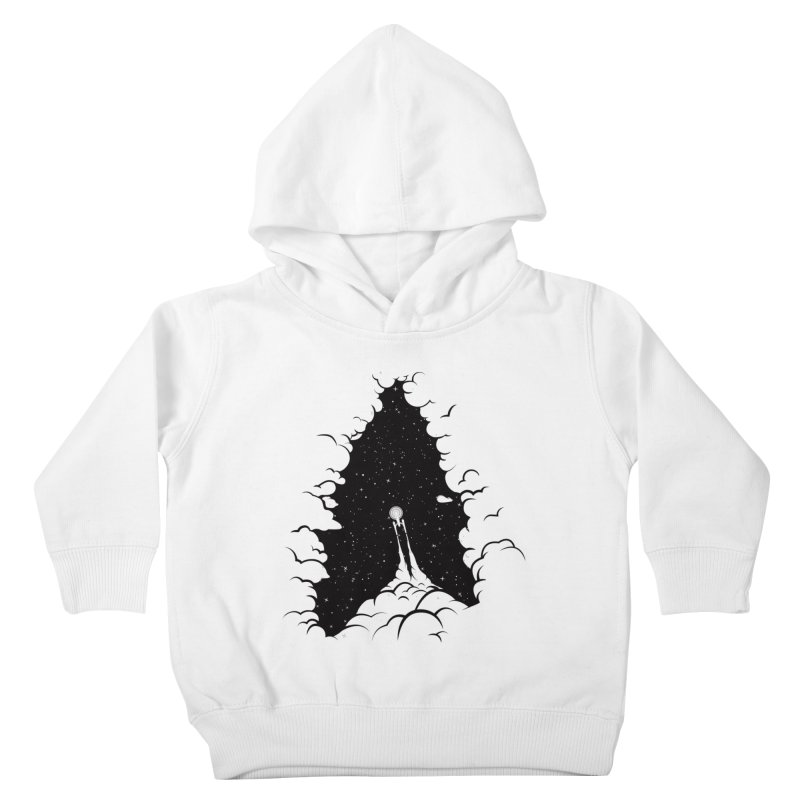 Frontier Kids Toddler Pullover Hoody by yurilobo's Artist Shop