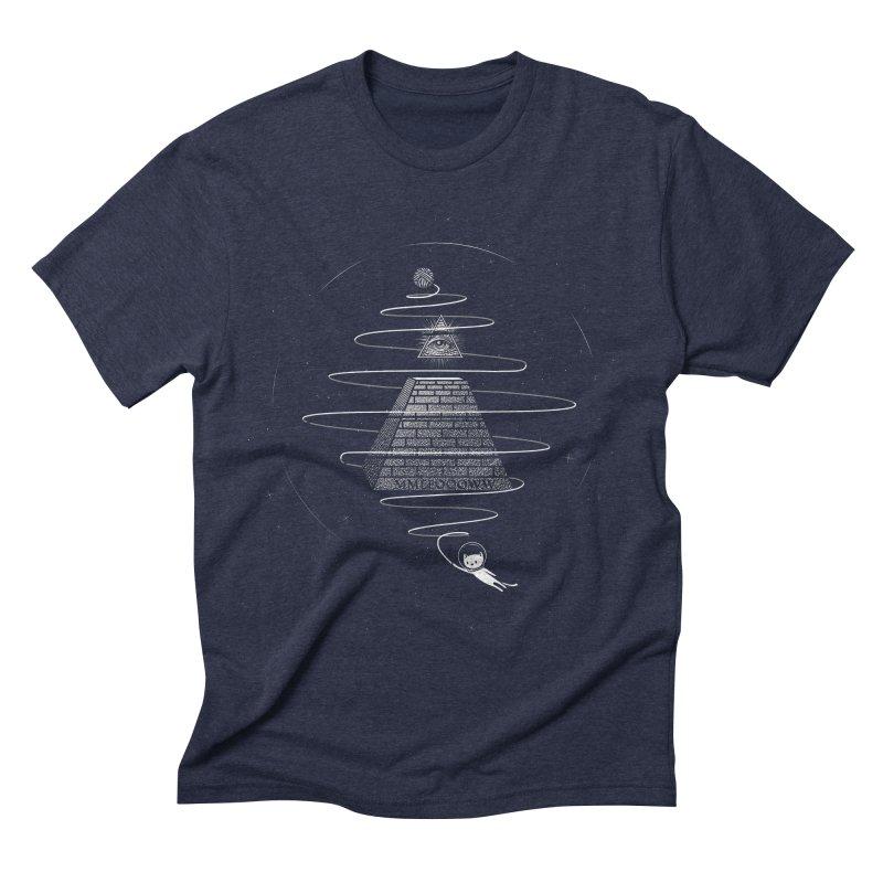 World Domination Men's Triblend T-shirt by yurilobo's Artist Shop