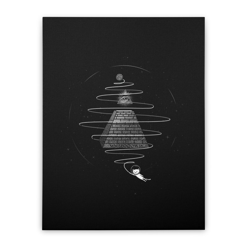 World Domination Home Stretched Canvas by yurilobo's Artist Shop