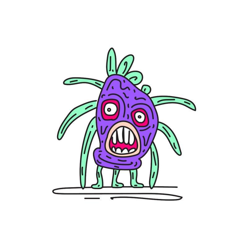 Yuvsketch Monsters - Monster 7 Men's T-Shirt by Yuvsketch's Shop