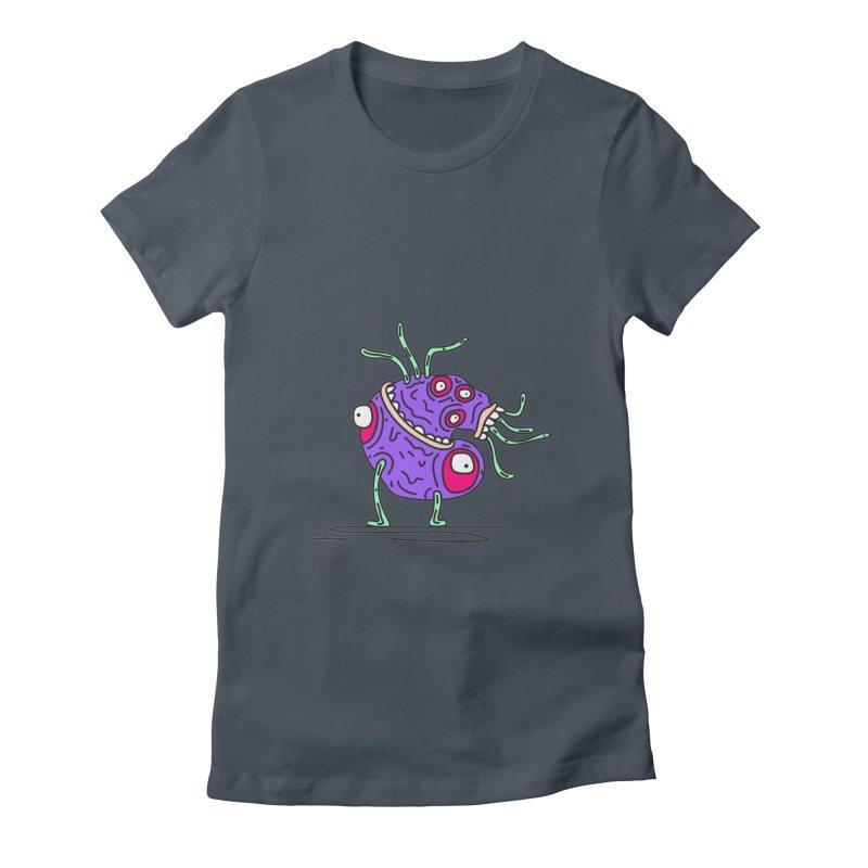 Yuvsketch Monsters - Monster 9 Women's T-Shirt by Yuvsketch's Shop