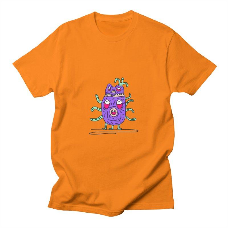 Yuvsketch Monsters - Monster 11 Men's T-Shirt by Yuvsketch's Shop